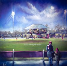 Shildon AFC - Dean Street Forever Man and Boy   20'' x 20'' approx poster print
